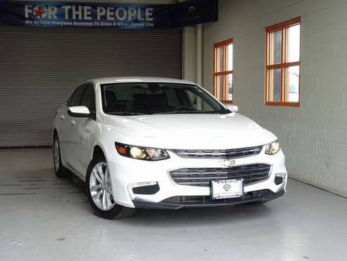 2018 Chevrolet Malibu LT !!Bad Credit, No Credit? NO PROBLEM!! for sale in WAUKEGAN, IL