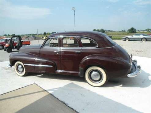 1947 Oldsmobile 4-Dr Sedan for sale in Staunton, IL