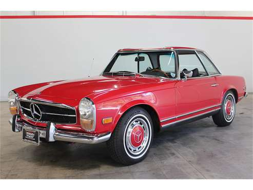 1970 Mercedes-Benz 280SL for sale in Fairfield, CA