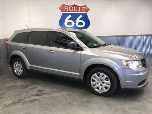 2015 DODGE JOURNEY SE 1 OWNER! ONLY 61,320 MILES! 26+ MPG CLEAN CARFAX for sale in Norman, KS