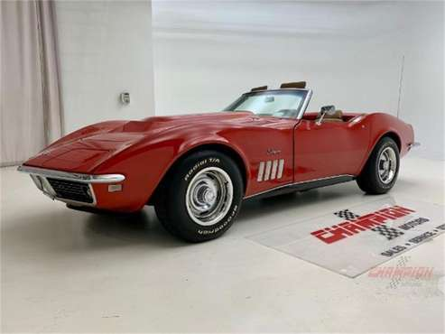 1969 Chevrolet Corvette for sale in Syosset, NY