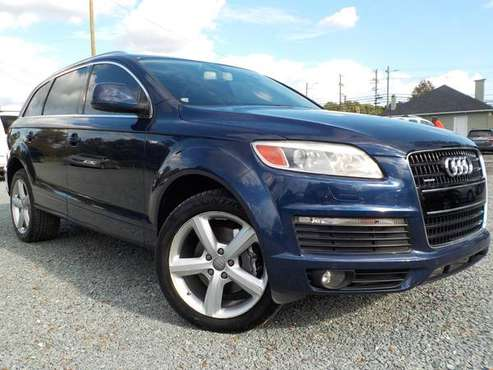 2008 audi q7 s line - cars & trucks - by dealer - vehicle automotive... for sale in Charlotte, NC