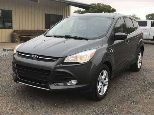 2016 Ford Escape SE FWD - cars & trucks - by dealer - vehicle... for sale in Bosque Farms, NM