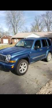 2006 Jeep Liberty - cars & trucks - by owner - vehicle automotive sale for sale in Knoxville, TN