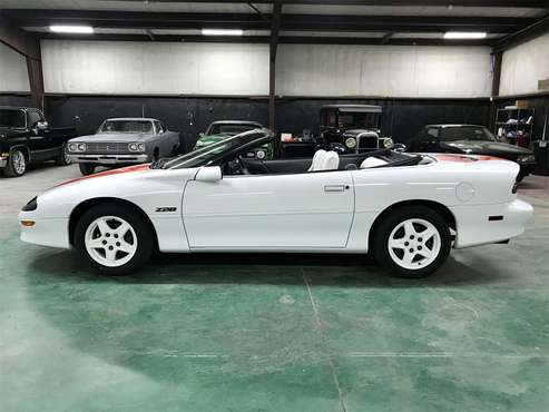1997 Chevrolet Camaro Z28 for sale in Sherman, TX