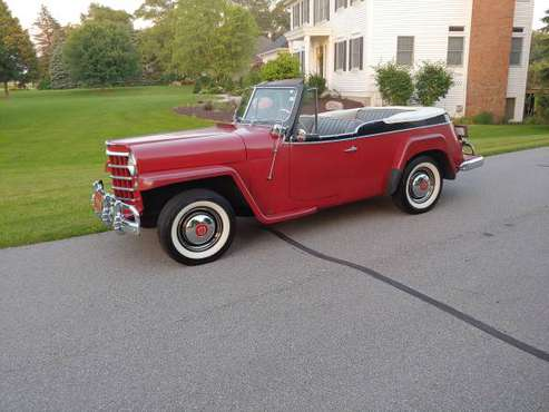 1951 Willys Jeepster Phaeton for sale in Holland , MI
