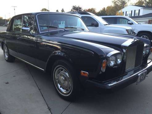 1979 ROLLS ROYCE SILVER CLOUD for sale in Clinton Township, MI