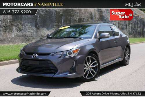 2016 Scion tC 2dr Hatchback Automatic ONLY $999 DOWN *WI FINANCE* for sale in Mount Juliet, TN