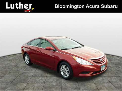 2012 Hyundai Sonata GLS - cars & trucks - by dealer - vehicle... for sale in Bloomington, MN