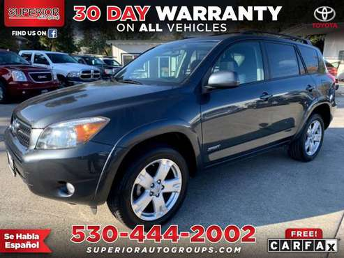 2006 Toyota *RAV4* *RAV 4* *RAV-4* *Sport* for sale in Yuba City, CA