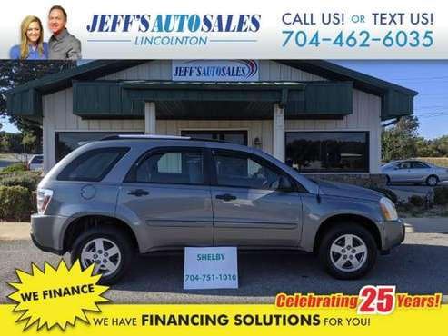 2006 Chevrolet Equinox LS 2WD - Down Payments As Low As $500 for sale in Lincolnton, NC