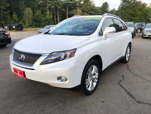 2010 LEXUS RX 450 for sale in SACO, ME