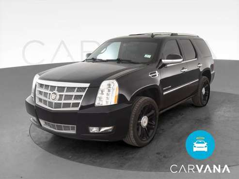 2013 Caddy Cadillac Escalade Platinum Edition Sport Utility 4D suv -... for sale in Atlanta, CA