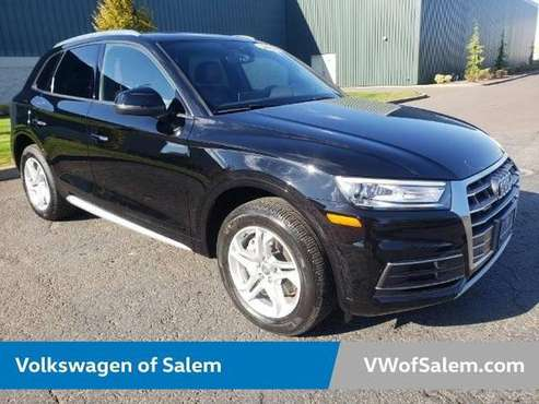 2018 Audi Q5 AWD All Wheel Drive 2.0 TFSI Premium SUV - cars &... for sale in Salem, OR