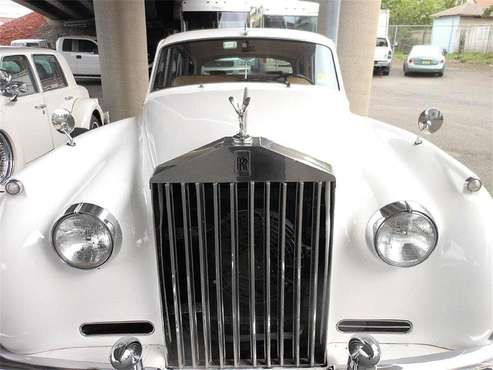 1960 Rolls-Royce Silver Cloud II for sale in Stratford, NJ