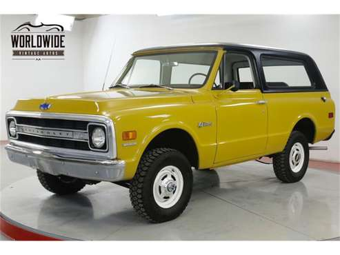 1970 Chevrolet Blazer for sale in Denver , CO