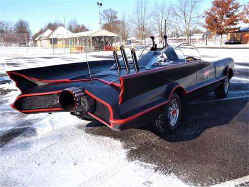 1988 Batmobile Replica for sale in Cadillac, MI
