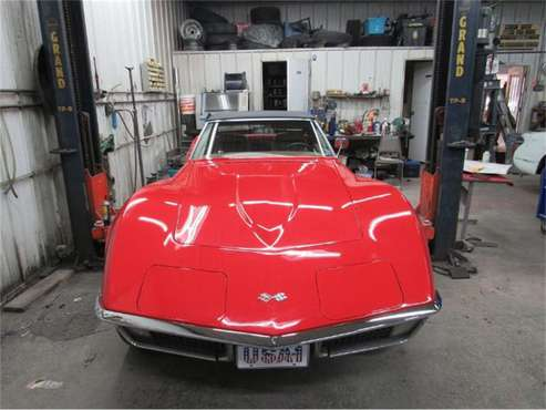 1970 Chevrolet Corvette for sale in Cadillac, MI