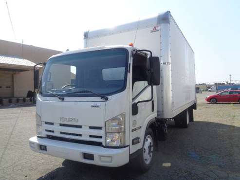 2015 Isuzu Nqr Box Truck Side Door for sale in Lawrence Township, NJ