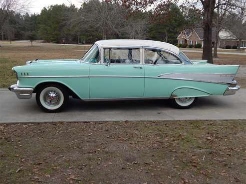 1957 Chevrolet Bel Air for sale in Online, Online Auction
