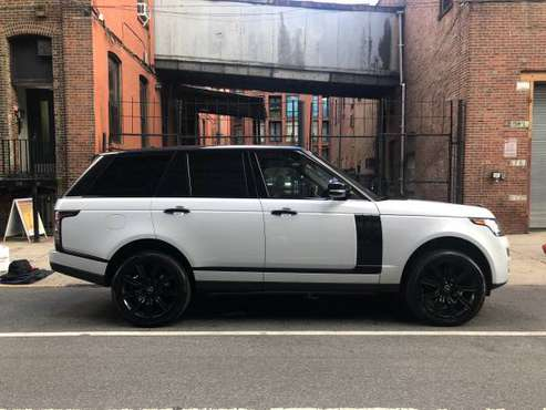 "2016 Range Rover TD6 HSE ""Stormtrooper"" for sale in Brooklyn, NY"