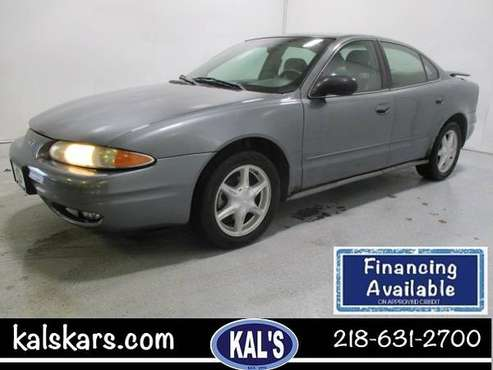 2003 Oldsmobile Alero 4dr Sdn GL2 for sale in Wadena, MN