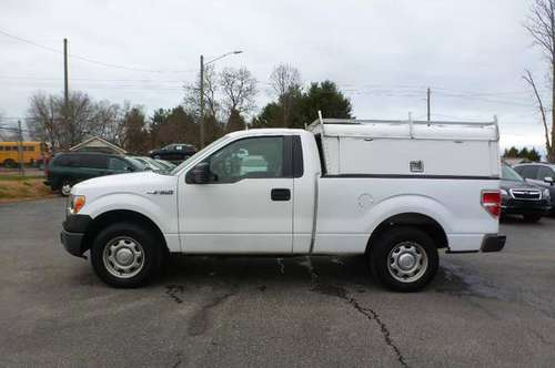 2014 Ford F150 XL Stock # 3651 for sale in NC, NC