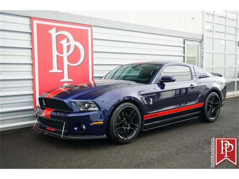 2011 Ford Mustang for sale in Bellevue, WA