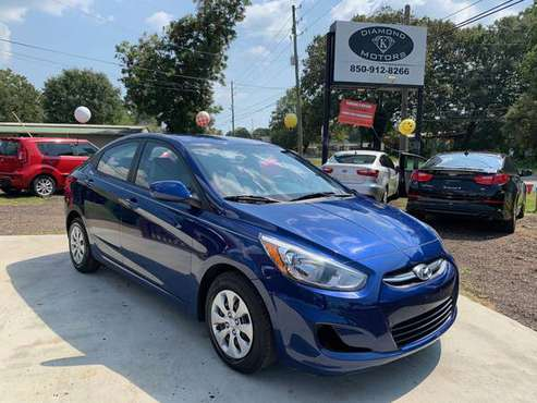 2016 Hyundai Accent SE!! Clean Carfax..!! Low Mileage!! for sale in Pensacola, FL