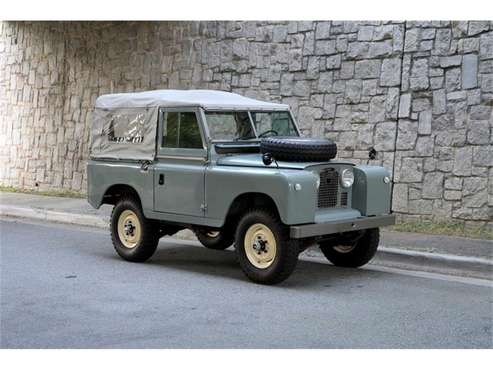 1967 Land Rover Series I for sale in Atlanta, GA