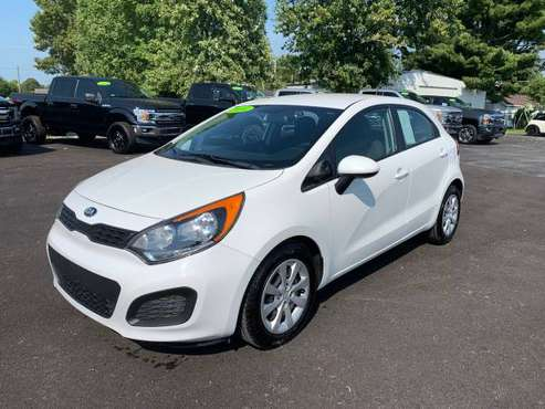2014 KIA RIO (409660) for sale in Newton, IN