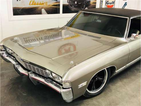1968 Chevrolet Caprice for sale in Mundelein, IL