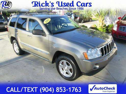 2005 Jeep Grand Cherokee EVERYONE IS APPROVED!!! for sale in Atlantic Beach, FL