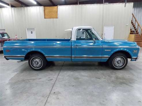 1972 Chevrolet C/K 10 for sale in Cleveland, GA