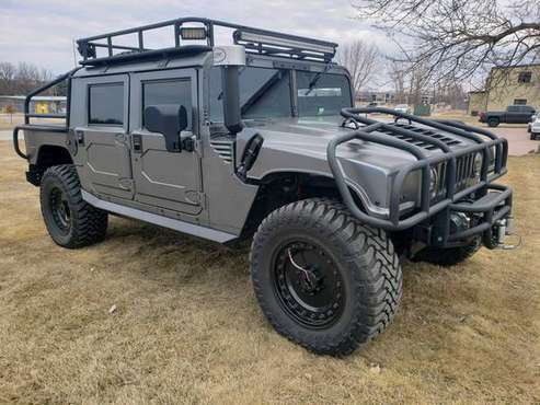 1994 Am General Hummer Duramax Conversion for sale in Sioux Falls, SD