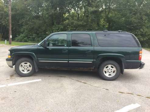 2001 Chevy Suburban 1500 LT for sale in Ames, IA