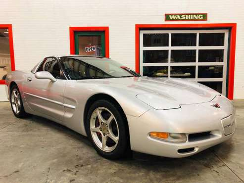 1999 Chevrolet Corvette, Auto, 77k Miles for sale in Seneca, SC