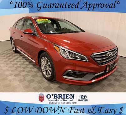 2017 Hyundai Sonata Sport -NOT A Pre-Approval! for sale in Bloomington, IL