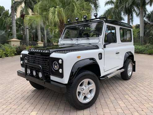 1990 Land Rover Defender for sale in Fort Myers, FL