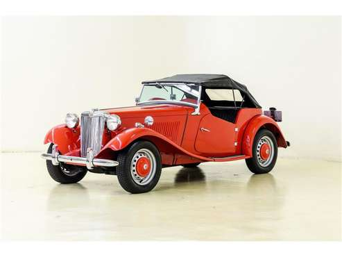 1952 MG TD for sale in Concord, NC