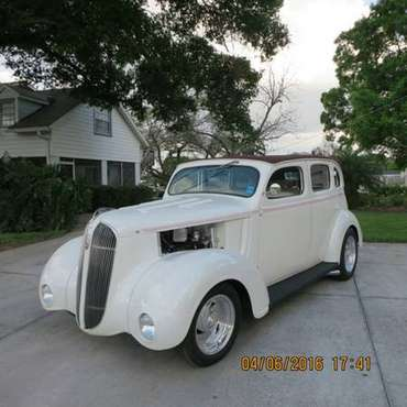 1937 Plymouth Sedan Custom Classic for sale in Tampa, FL 33615, FL