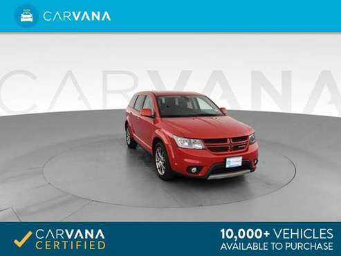 2018 Dodge Journey GT Sport Utility 4D suv Red - FINANCE ONLINE for sale in Indianapolis, IN