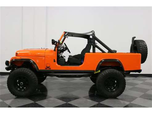 1982 Jeep CJ8 Scrambler for sale in Ft Worth, TX