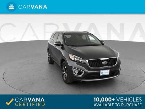 2016 Kia Sorento EX Sport Utility 4D suv Gray - FINANCE ONLINE for sale in Atlanta, MD