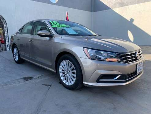 2016 Volkswagen Passat 1.8T SE PZEV * EZ FINANCE O.A.D. * - cars &... for sale in south gate, CA