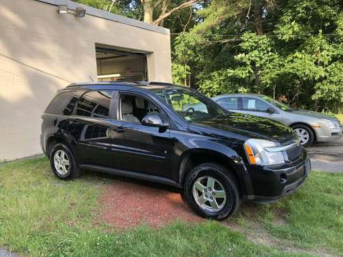 2009 Chevy equinox financing available for sale in Halifax, MA