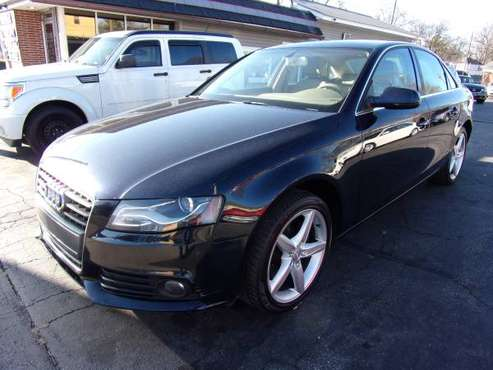2010 AUDI A4 Runs Great Check It Out!!! - cars & trucks - by dealer... for sale in Newark, OH