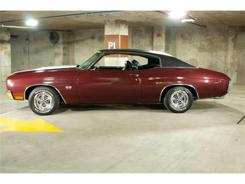 1970 Chevrolet Chevelle for sale in Rockville, MD