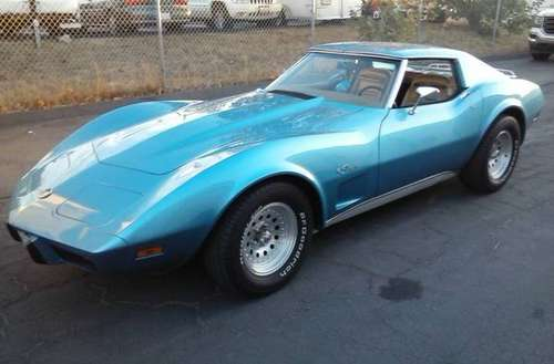 1975 Corvette Stingray for sale in Atascadero, CA