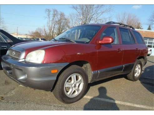 2004 Hyundai Santa Fe for sale in Stratford, NJ